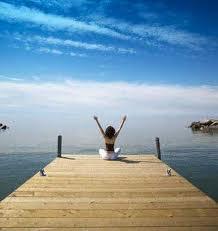 À verdadeira felicidade esta dentro de nos mesmos.