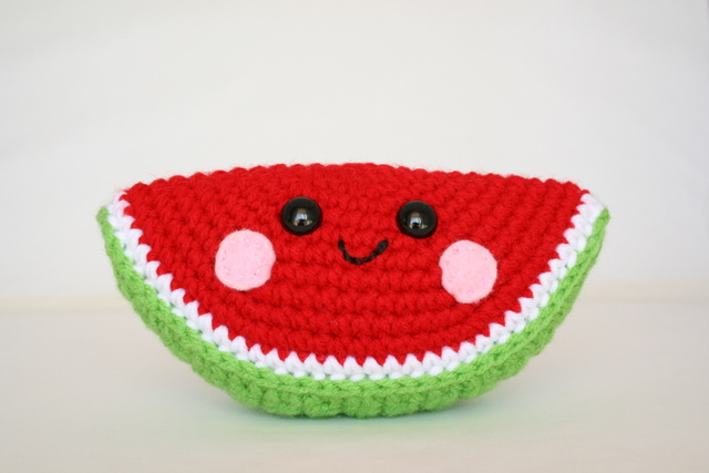Comfort Creatures Crochet: Fruit Basket