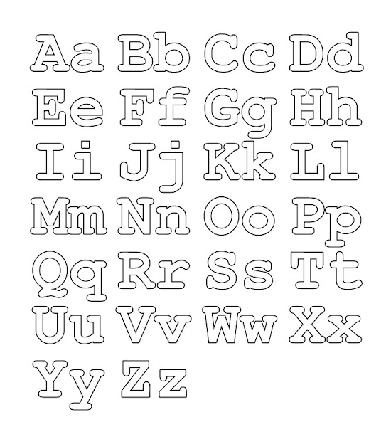 Printable Alphabet Letter N Coloring Pages