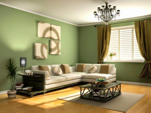 la pintura para las paredes, nuevas fundas para renovar tus cojines, un par de tus libros favoritos para poner sobre la mesa, y esa planta de interior