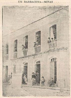 Barbacena 1905 - Rev O Malho