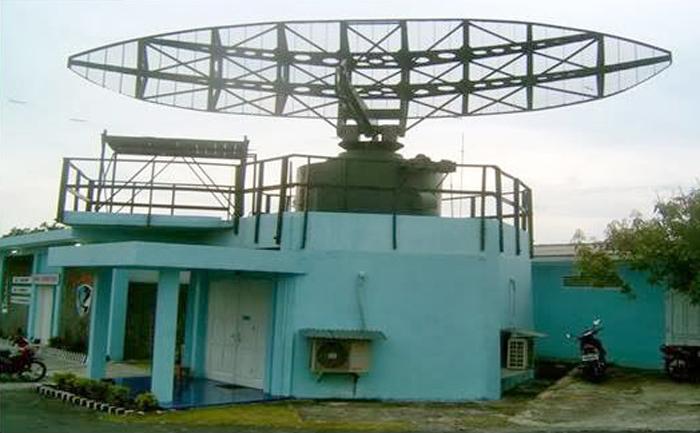 Radar Decca-Plessey AWS-2