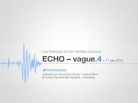 Le slide du jeudi : Les Français et les Médias Sociaux -  par  #echostudy