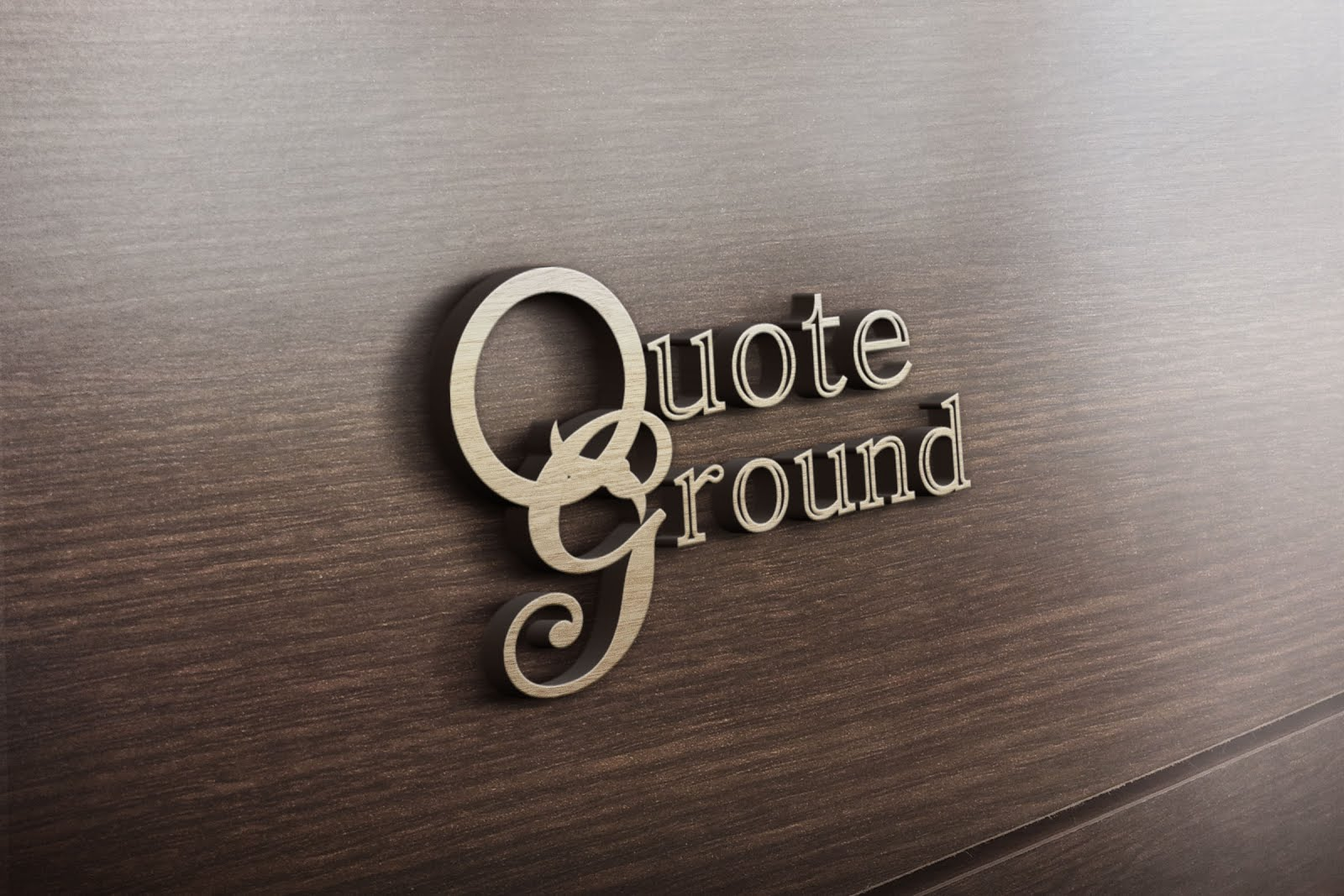 Quote Ground