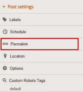 permalink-option-blogger-draft