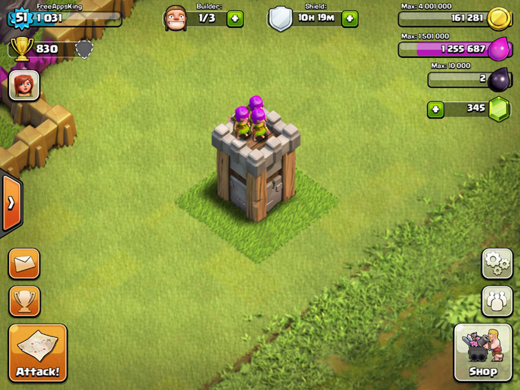Archer Tower - Defense - Clash Of Clans Guide - FreeApps.ws