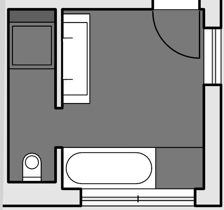 Dusche Sitzbank Tiefe : Ein Traumhaus von Beilharz Haus: Badausstattung und warten auf die