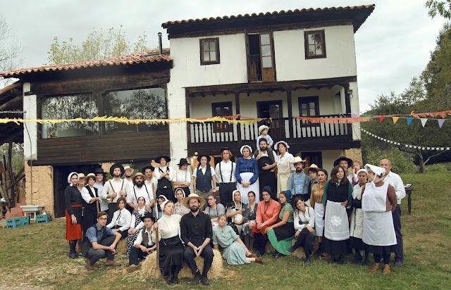 Manlul 20: Amish Fair