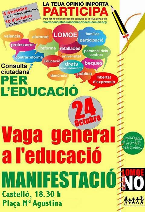 VAGA 24 D'OCTUBRE