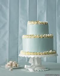 Martha Stewart Fashionable Wedding Cake