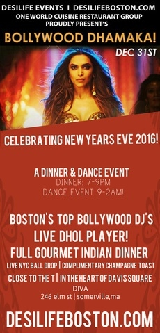 bollywood dhamaka new year
