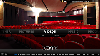 xbmc 11