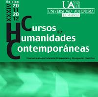 CHC Cuerpo y mujer, Máster de Literaturas Hispánicas