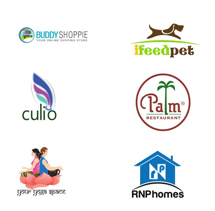 Logo Design Gallery  Custom Logo Samples