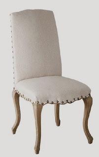 silla de tela, silla comedor