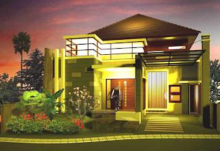 Contoh Gambar Desain Rumah Mewah Terbaru dan Istimewa