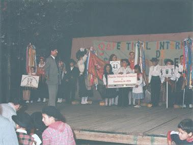 IX Festival Internacional de Grupos Infantis e Juvenis de Danças e Cantares Regionais