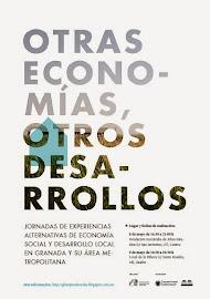 Jornadas de Experiencias de Economía social y Desarrollo local en Granada y su Área metropolitana
