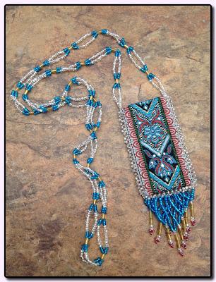 Vicki Nelson's amulet bag