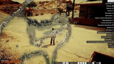 Baixar mod Mapa de Satélite 4K Para GTA V