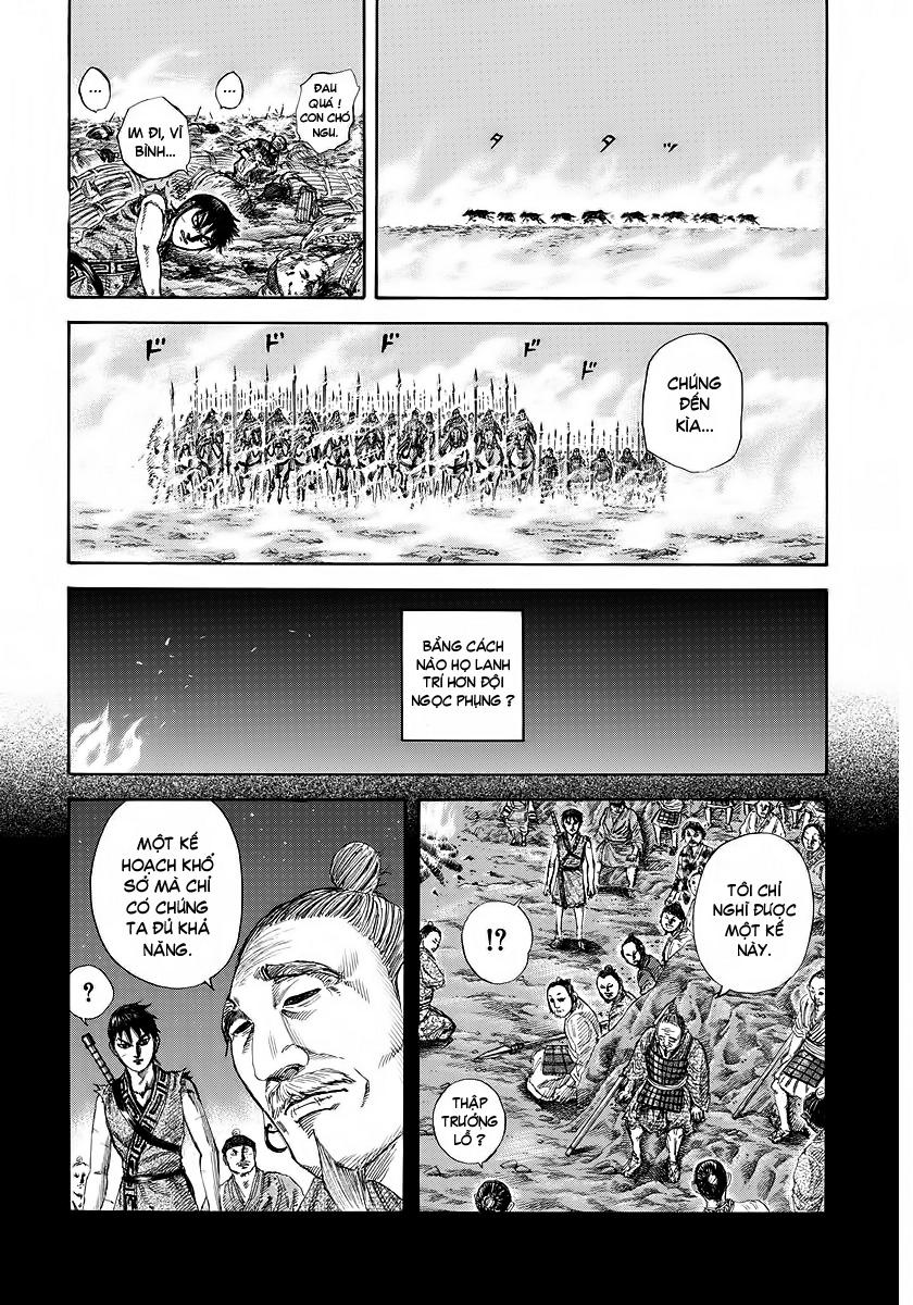 Kingdom - Vương Giả Thiên Hạ Chapter 182 page 10 - IZTruyenTranh.com