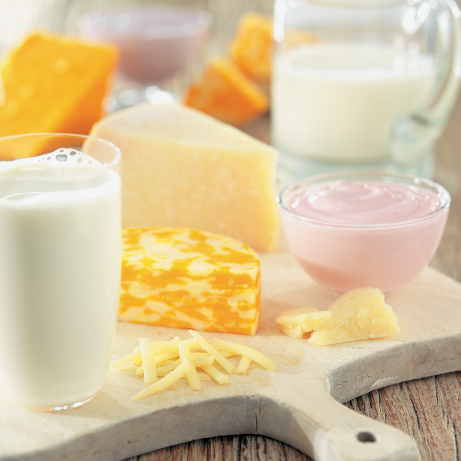 Can Dairy Foods Give Gas