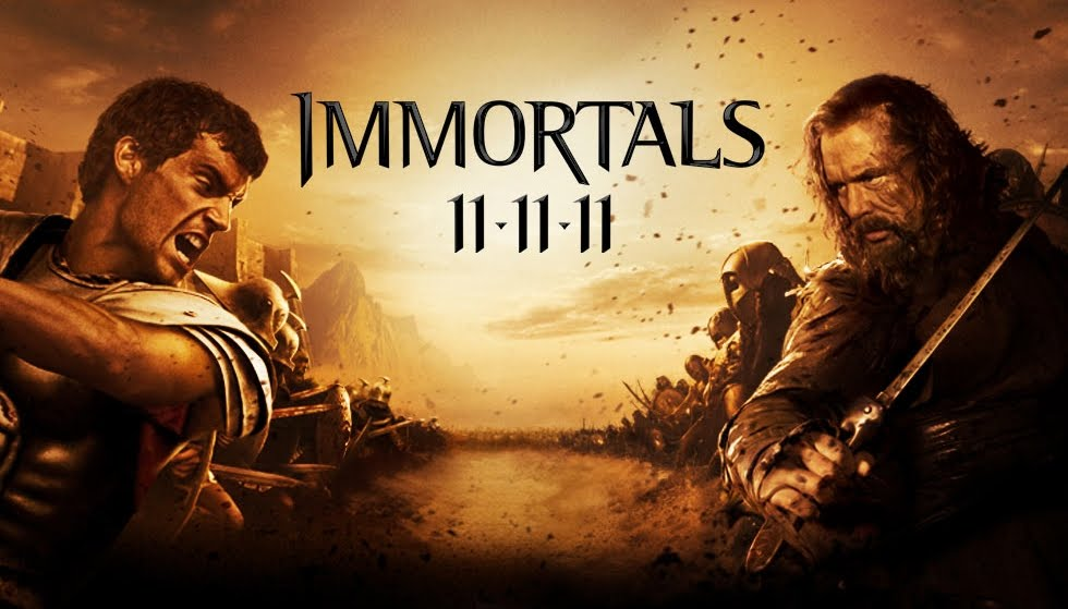 immortals teaser trailer