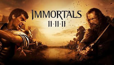 Immortals Película dirigida por Tarsem Singh