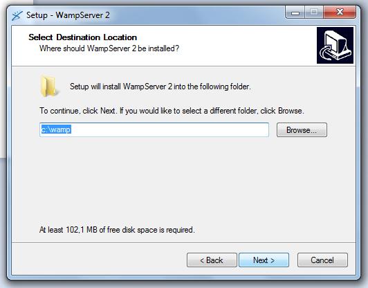 Tag Image/Instalasi Joomla di PC