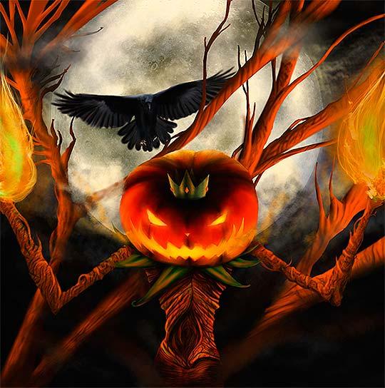 Pumpkin King de Victor Beltran
