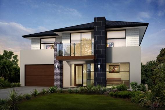 lineas simples ud casas modernas