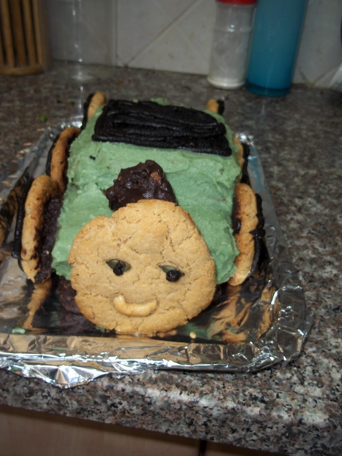 Train Birthday Cake Food Coloring Free Gluten Free