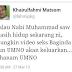 Video Lucah, Kenapa Nabi Muhammad SAW Bukan Khomeini Atau Lain-lain Pemimpin...???