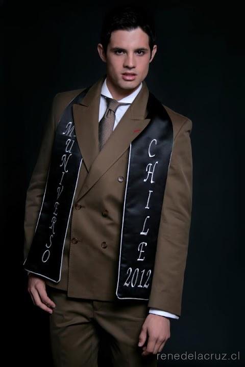 Mister Universo Chile 2012
