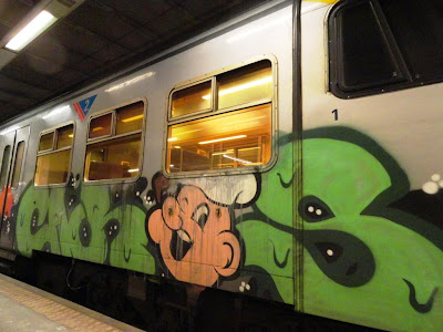graffiti popeye