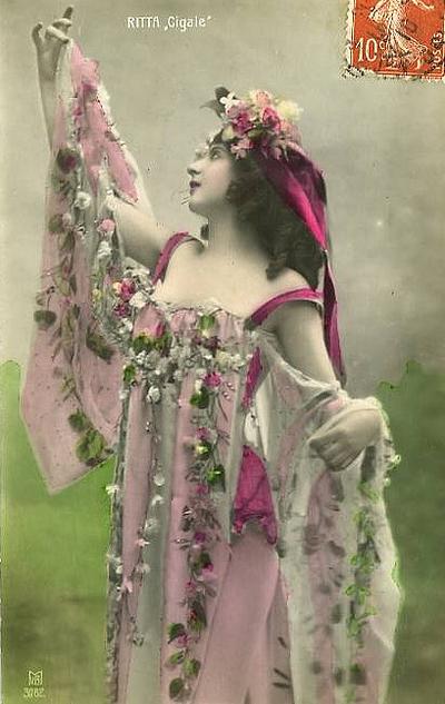 vintage dance picture
