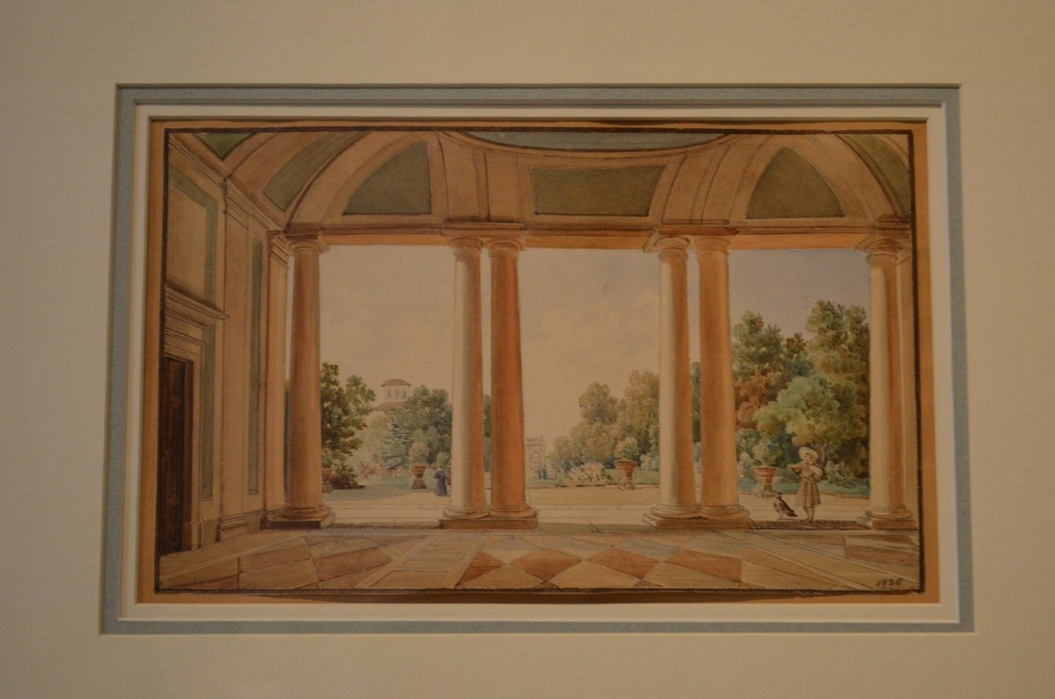 Villa Bonaparte Via Piave  Roma
