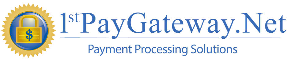 1stPayGateway Payment Processing