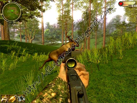 Free Download Games - Hunting Unlimited 2011