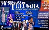 76ª Semana de Tulumba 2017