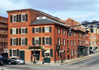 3 Steeple St., Providence RI.