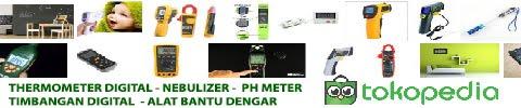 Thermometer Digital,Timbangan digital,Nebulizer