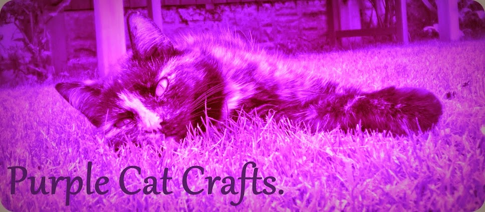 Purple Cat Crafts