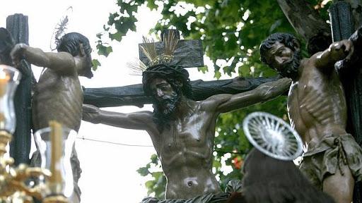 Undécima estación:  Hermandad de Montserrat