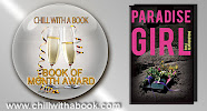 Book of the Month for February - Paradise Girl by Phill Featherstone