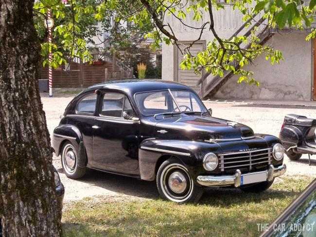 Black Volvo Oldtimertreffen Obereisenbach 2013