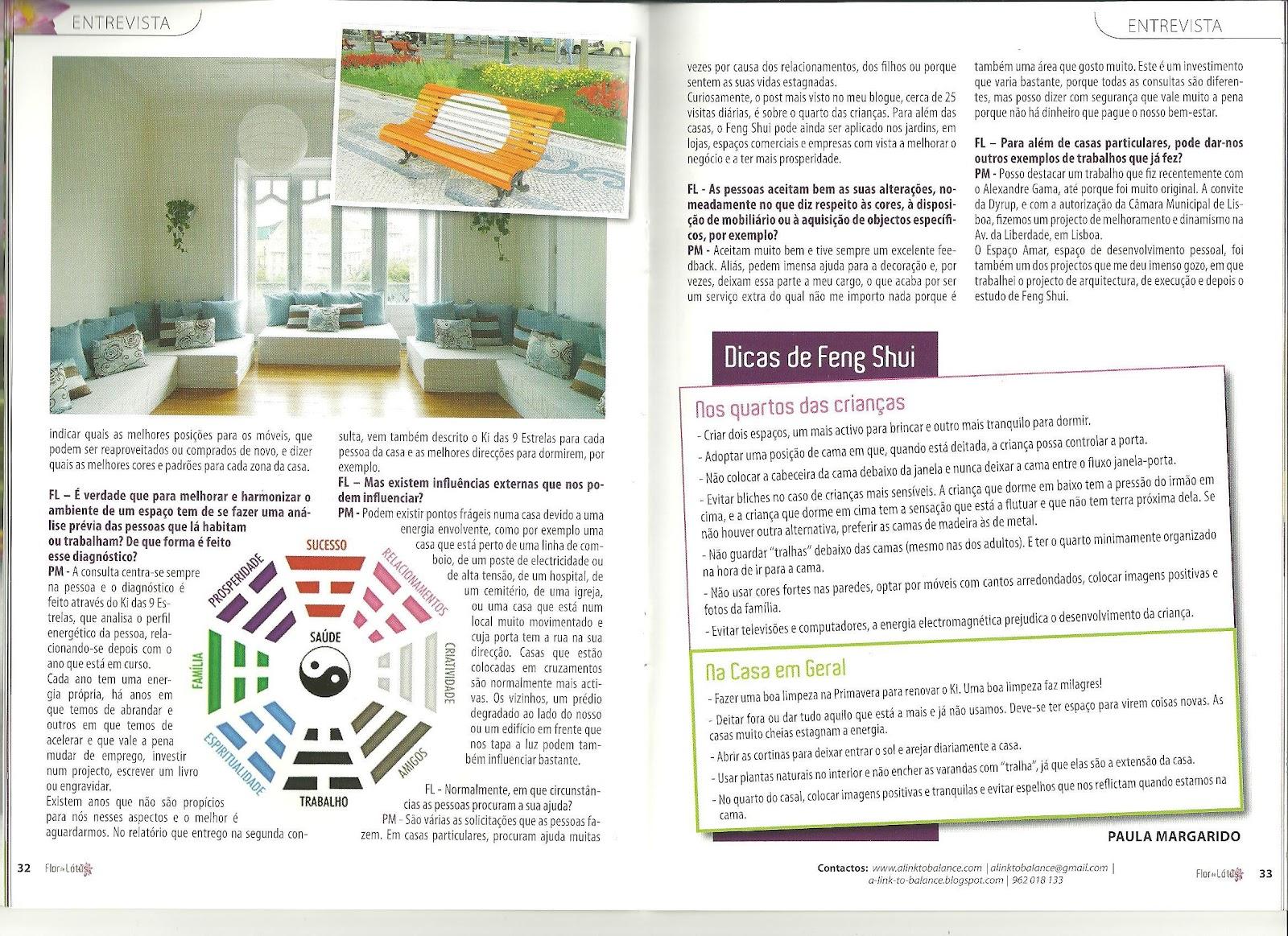 A link to balance arquitectura e feng shui entrevista - Arquitectura feng shui ...