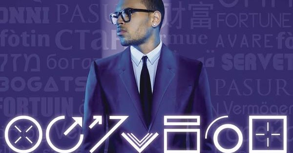 Can't Afford iTunes Store: Chris Brown - Fortune (Deluxe ...
