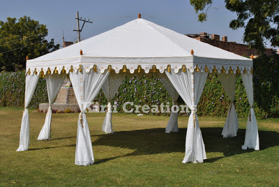 Stylish Party Tent