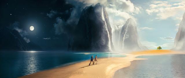 Um Olhar do Paraíso